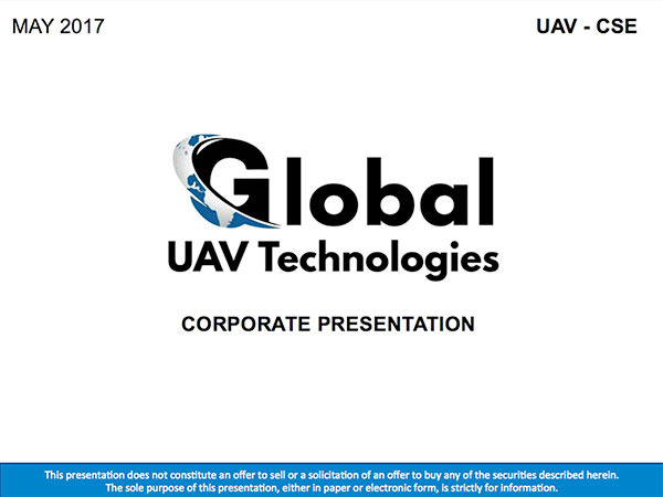 Corporate Presentation - May 2017
